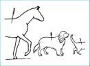 logo Praxis für Akupunktur bei Tieren. zu sehen sind ein pferd, ein hund und eine katze mit jeweils einer akupunkturnadel im rücken