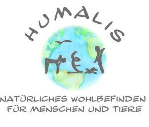 logo Tierheilpraxis und Hunde(halter)coaching. darauf zu sehen ein schriftzug, welcher lautet: Natürliches Wohlbefinden für menschen und tiere.