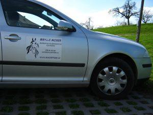 Auto von Sibylle Moser