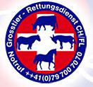 logo grosstier rettungsdienst