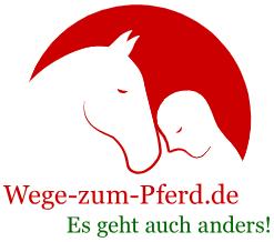 logo wege zum pferd